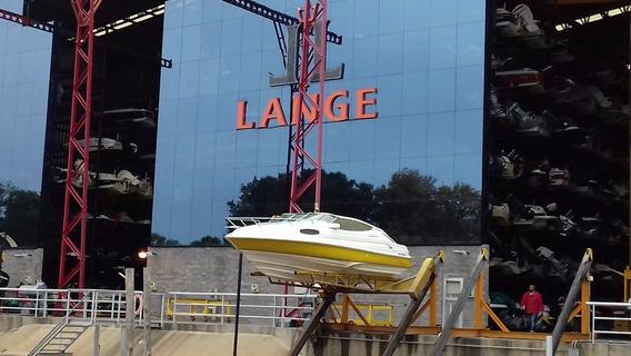 Cama Nautica 18 19 20 21 22 Y 24 Pies Lange - Delta Marina