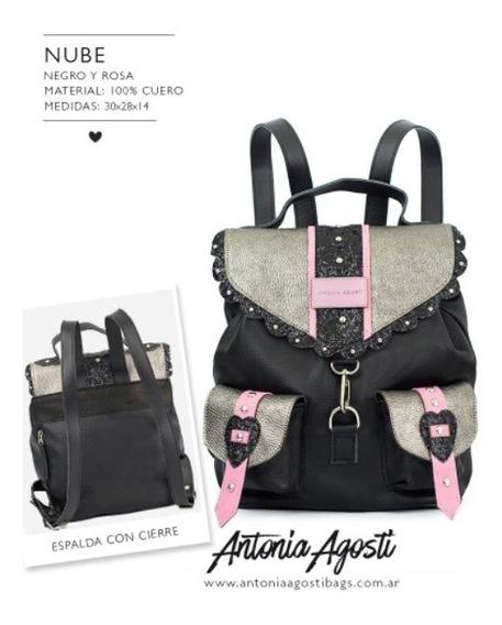#nube Mochila Antonia Agosti