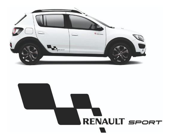 Kit Calcos Renault Sport Sandero Duster