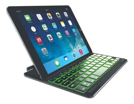 Teclado Iluminado iPad Air New iPad 2017 2018 9.7