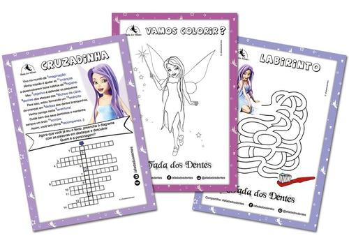 Kit De Atividades Oficial Da Fada Dos Dentes®