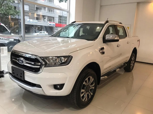 Ford Ranger Limited 3.2 Dc 4x4 At