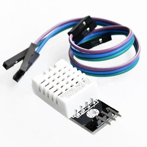 Sensor De Umidade Temperatura Dht22 / Am2302 P/ Arduino