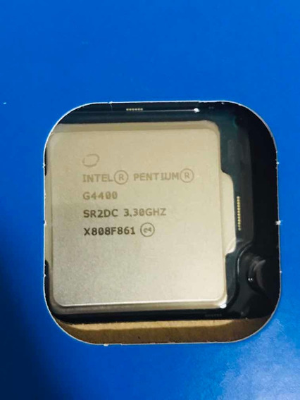Processador Intel Pentium G4400 Skylake, Lga 1151.