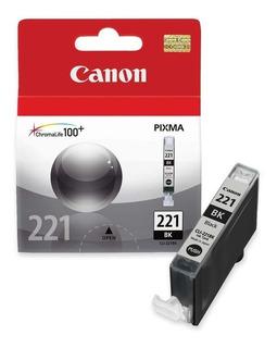 Canon Cartucho Cli-221bk Negro Para Pixma Ip4600 Original
