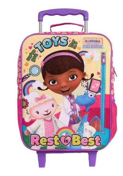 Mala Mochila Escolar G Doutora Brinquedos 51944 Dermiwill