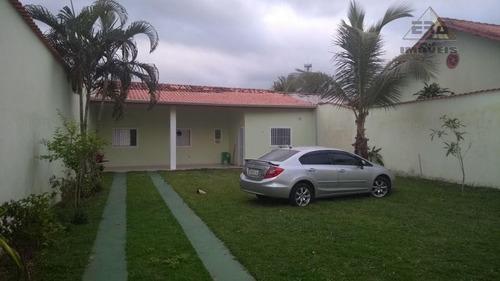 Imagem 1 de 1 de Casa Residencial À Venda, Jardim Vista Linda, Bertioga - Ca0576. - Ca0576