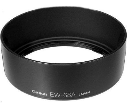 Parasol Canon Ew-68a Negro Original (diámetro Ef 28-70 Mm F/