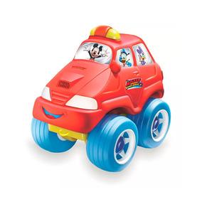 Carro De Brinquedo Para Bebê Fofomóvel Mickey 2433 Líder