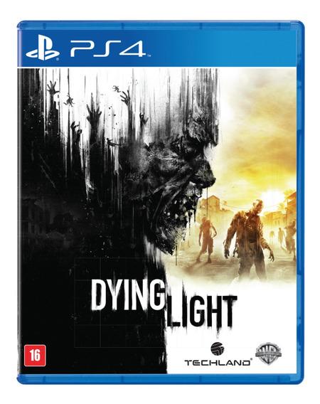 Dying Light Ps4 - Mídia Digital Primária