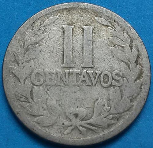 Colombia Moneda 2 Centavos 1920