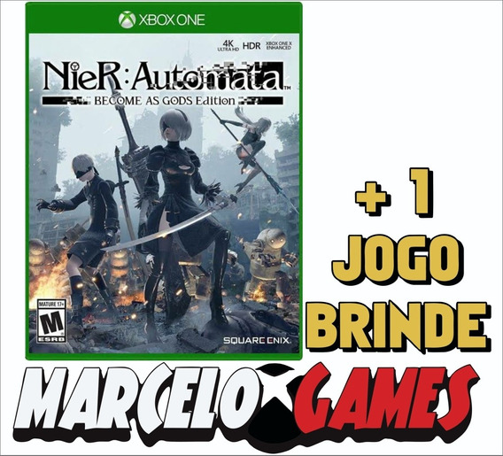 Nier Automata Xbox One Midia Digital