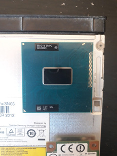 Procesador Intel Core I5 2450m