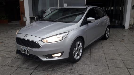 Ford Focus Iii Se Plus 2.0 Cuero 2016