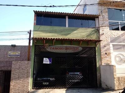 Assobradada Para Venda No Bairro Vila Carmosina, 4 Dorm, 0 Suíte, 2 Vagas - 2485