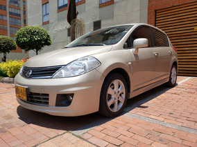 Nissan Tiida Premium Mec 1.8 Techo 2012