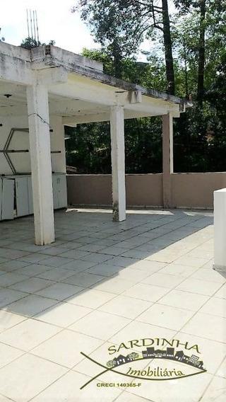 Ótimo Terreno Para Investidor À Venda- 327m² Com 4 Casas E 3 Salões Comerciais- Cidade Intercap- Taboão Da Serra- Sp - Ml821