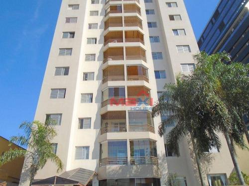 Imagem 1 de 30 de Apartamento De 92 M²,  Edifício Málaga, 3 Dormitórios, 1 Suíte, Centro, Osasco. - Ap0496