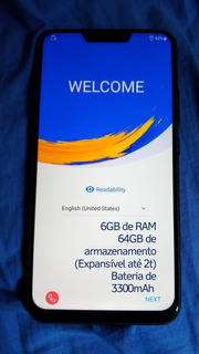 Celular Asus Zenfone 5z Zs620kl 6gb De Ram 64gb