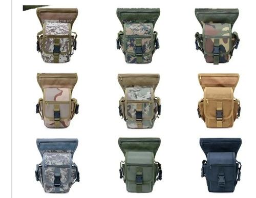 Piernera Táctica Militar Multipropósito Canguro Portacelular