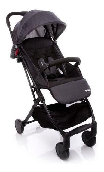 Carrinho De Bebê Para Passeio Pocket Clever Cosco - Preto