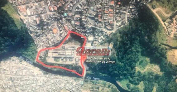 Terreno, 36657 M² - Venda Por R$ 15.960.000 Ou Aluguel Por R$ 30.000/mês - Jardim Dos Pimentas - Guarulhos/sp - Te0839