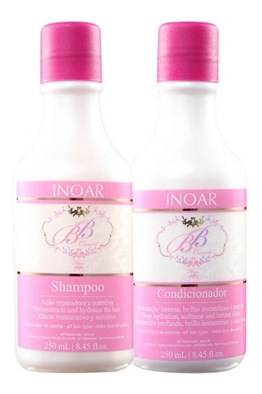 Inoar Bb Cream Duo Kit (2 Produtos)