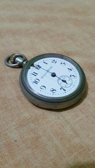 Reloj Antiguo Marca Hampden (1877)