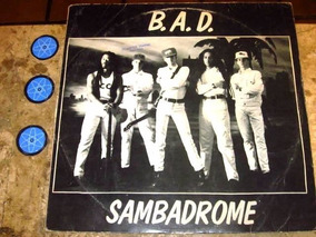 Lp Big Audio Dynamite - Sambadrome (1986) C/ Jones ( Clash )
