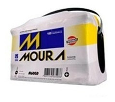 Bateria Moura 48ah Ford Ka Fiesta Ecosport