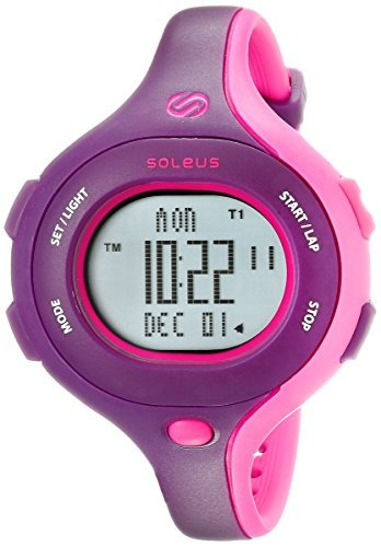 Relojes De Pulsera,reloj Soleus Sr009-515 Morado