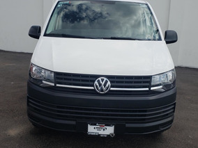 Volkswagen Transporter Cargo Van Blanco 2017