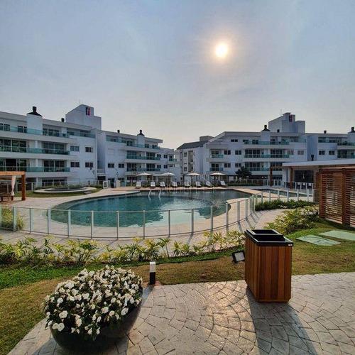 Imagem 1 de 30 de Apartamento Garden Com 2 Dormitórios À Venda, 102 M² Por R$ 1.275.629,31 - Jurerê - Florianópolis/sc - Gd0010