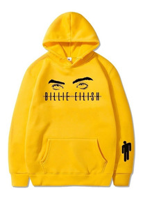 Blusa Moletom Billie Eilish