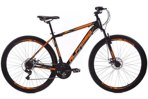 Bicicleta Aro 29 Alfameq Nx Freio A Disco 21 Marchas