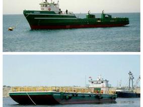 Vendo Paquete Embarcaciones Offshore