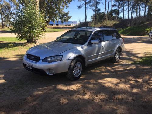 Subaru Outback 2.5 I Automatica
