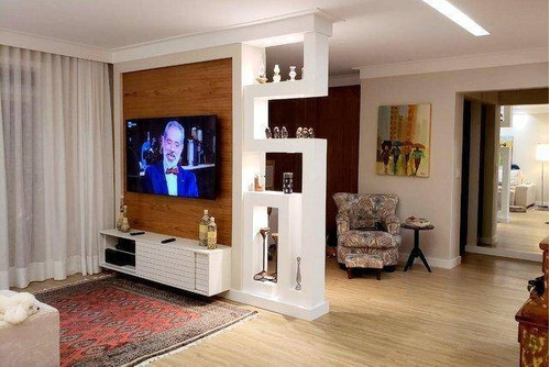 Apartamento Com 3 Dormitórios À Venda, 138 M² Por R$ 960.000,00 - Vila Itapura - Campinas/sp - Ap3337
