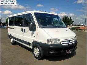Jumper Minibus -2013- Branca, Ún Dono, Baixo Km !! Raridade