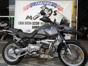 Bmw R 1150 Gs 2002 Cinza Raridade!!!
