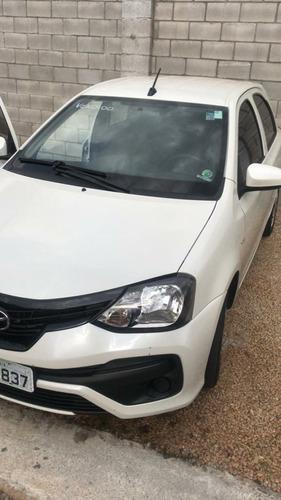 Toyota Etios 2019 1.3 16v X 5p
