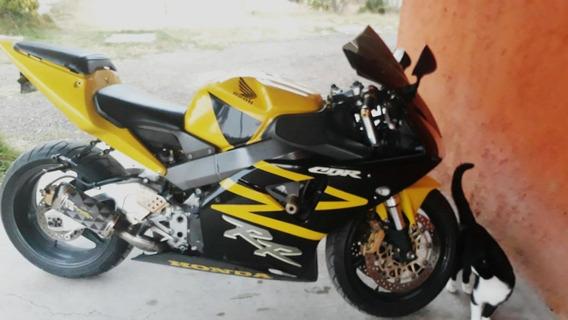 Cbr Honda 954 Año 2002