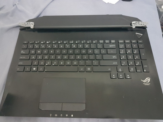 Notebook Asus Rog G750jw ( Leia)
