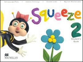 Livro Squeeze - Students Book 2 (com Cd)
