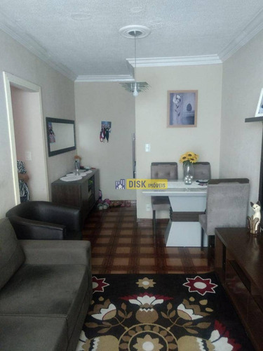 Imagem 1 de 7 de Apartamento Com 2 Dormitórios À Venda, 56 M² Por R$ 200.000 - Santa Terezinha - São Bernardo Do Campo/sp - Ap1987