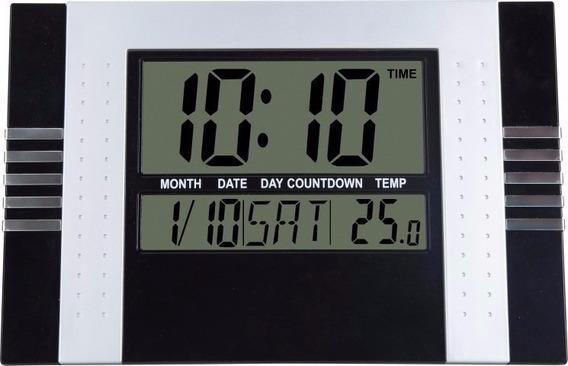Relógio Digital Parede Idea- Id9852r