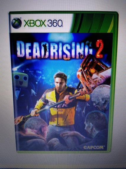 Deadrising 2 Xbox 360 Original Com Manual