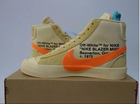 Nike Blazer Off White All Hallow