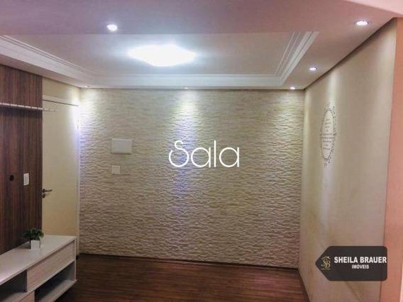 Lindo Apartamento Locação Aguá Chata - Ap0001