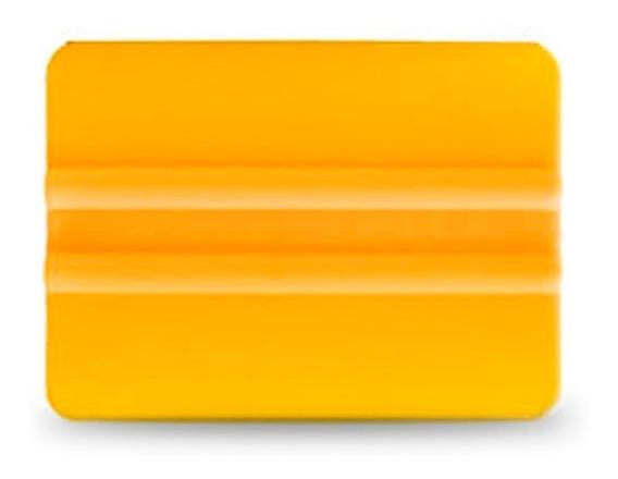 Espatula P/ Aplicação De Insulfilme Amarelo Flexível